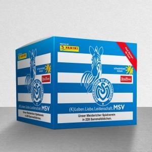 Duisburg Panini Sticker