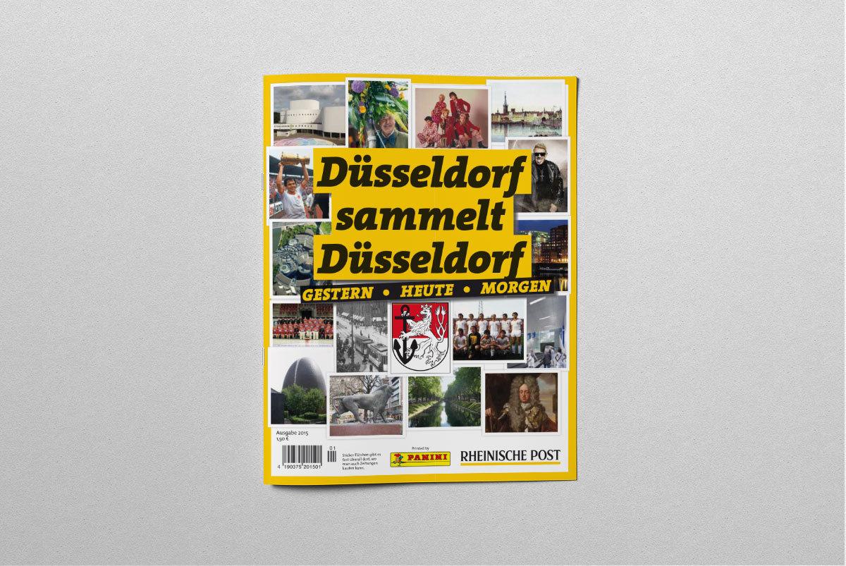 Sammelalbum Düsseldorf