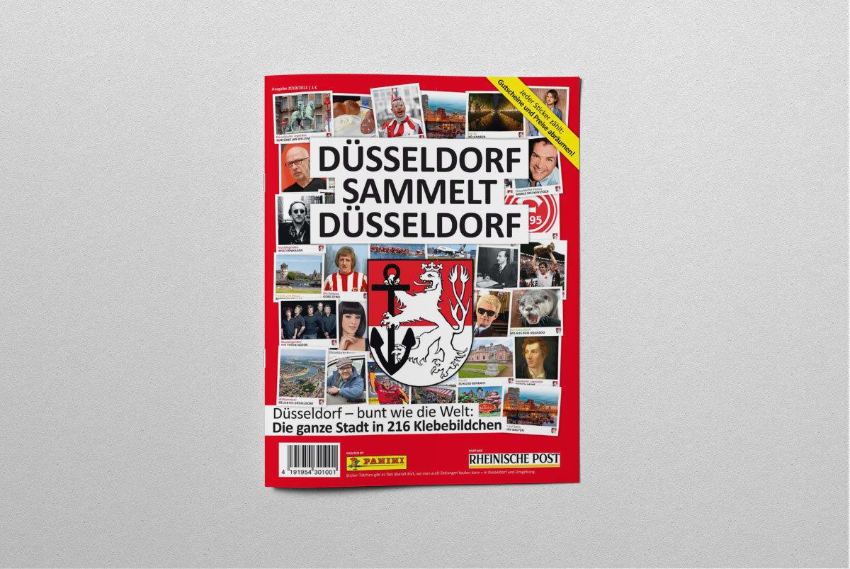 Panini Album Düsseldorf