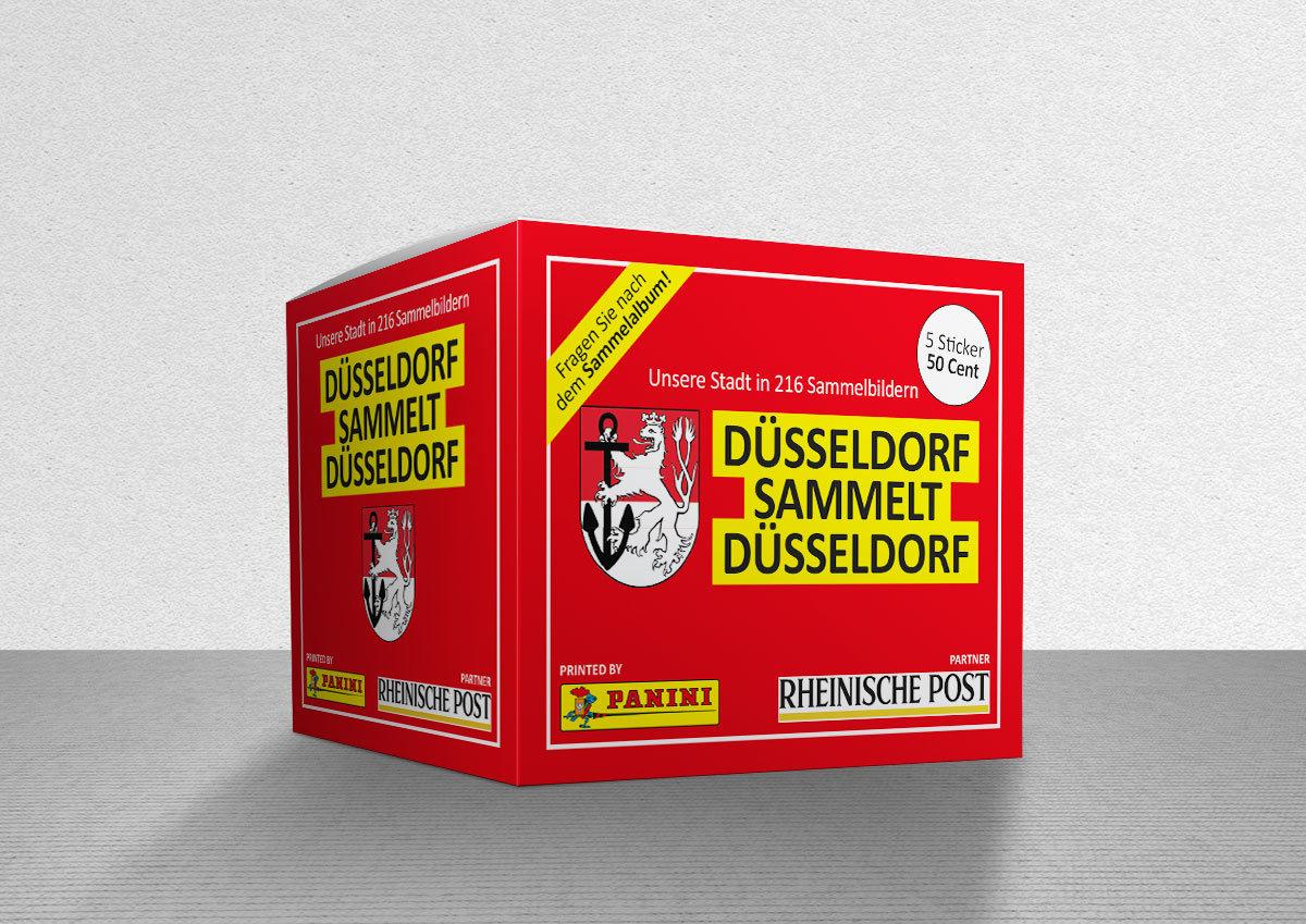 Panini Düsseldorf Sticker