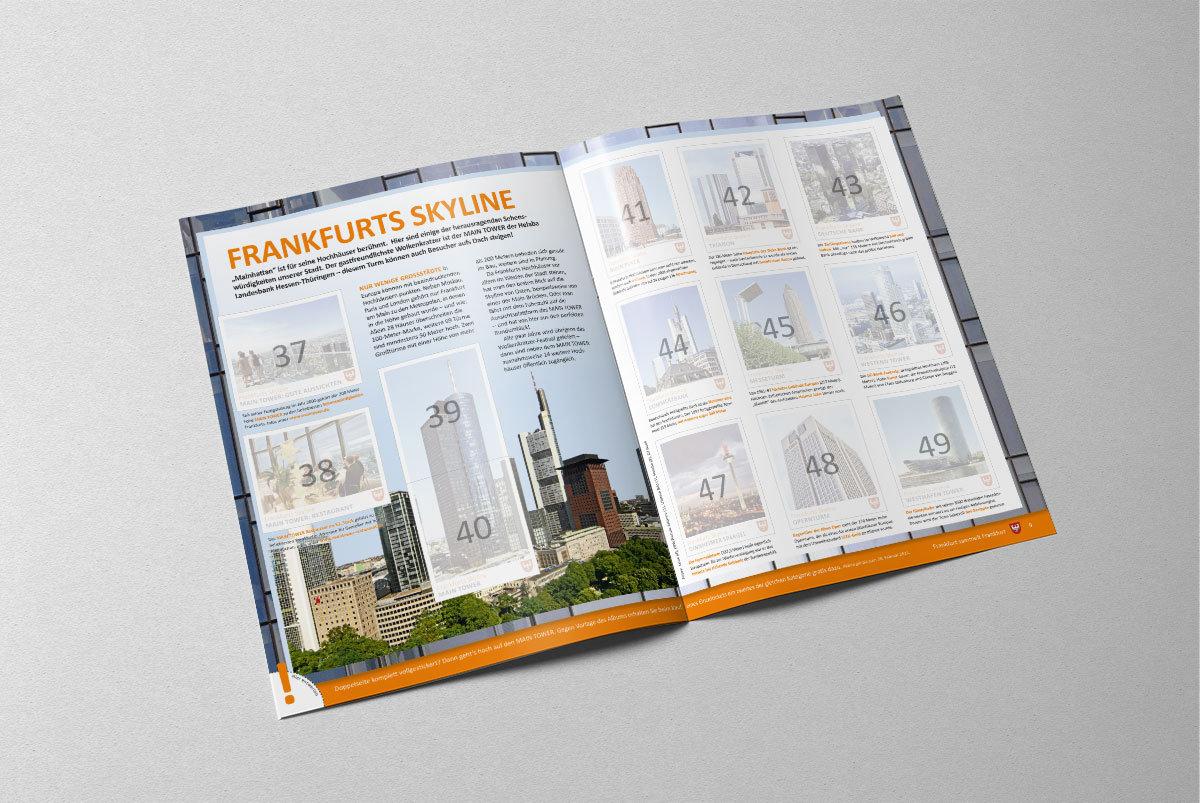 Sammelalbum Frankfurt