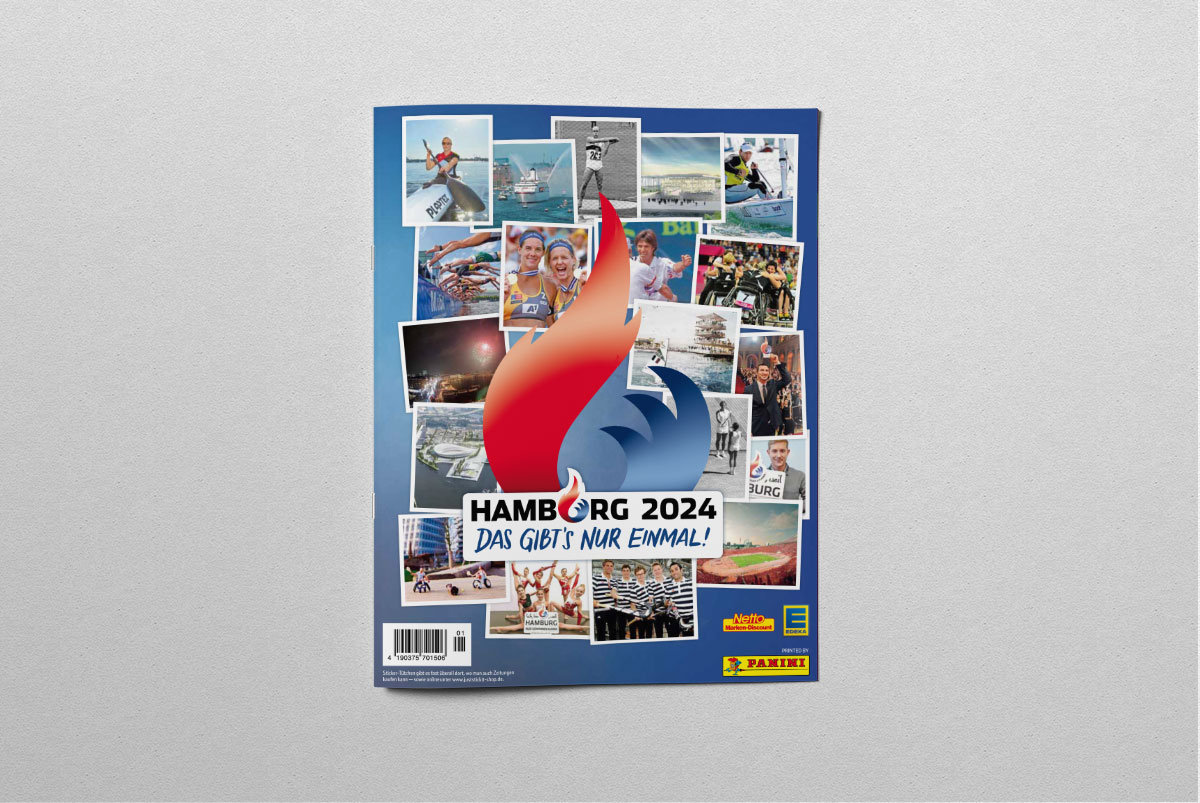 Hamburg 2024 Sammelalbum