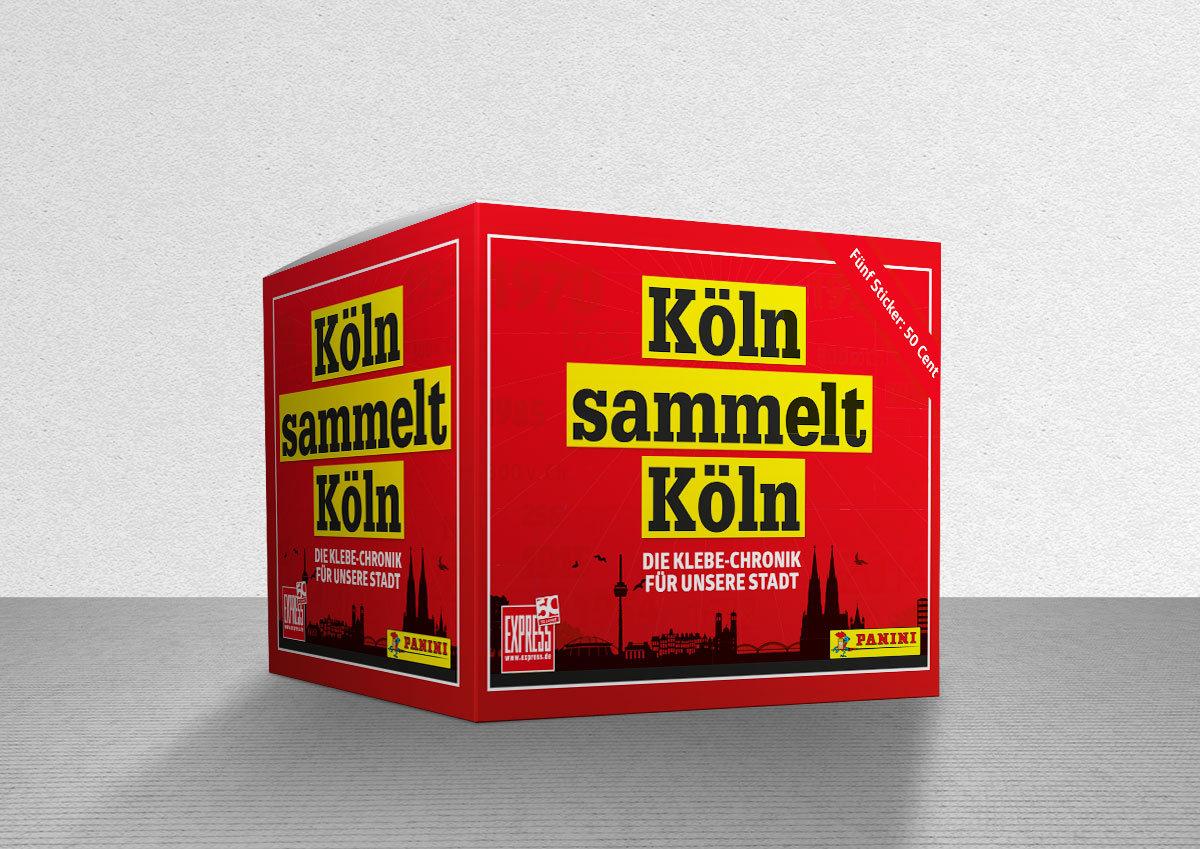 Panini Sticker Köln