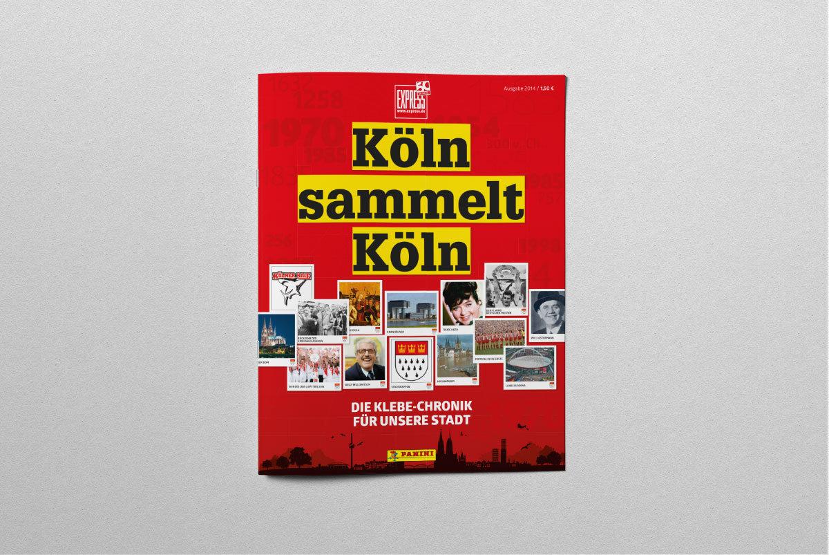 Köln Panini Album