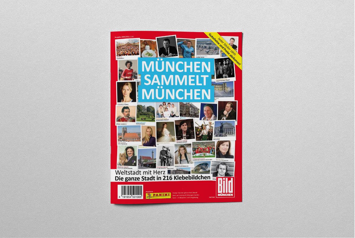 München Panini Album