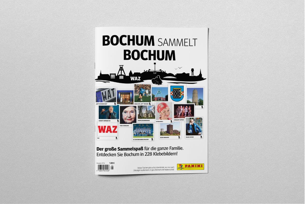 Bochum Panini Album