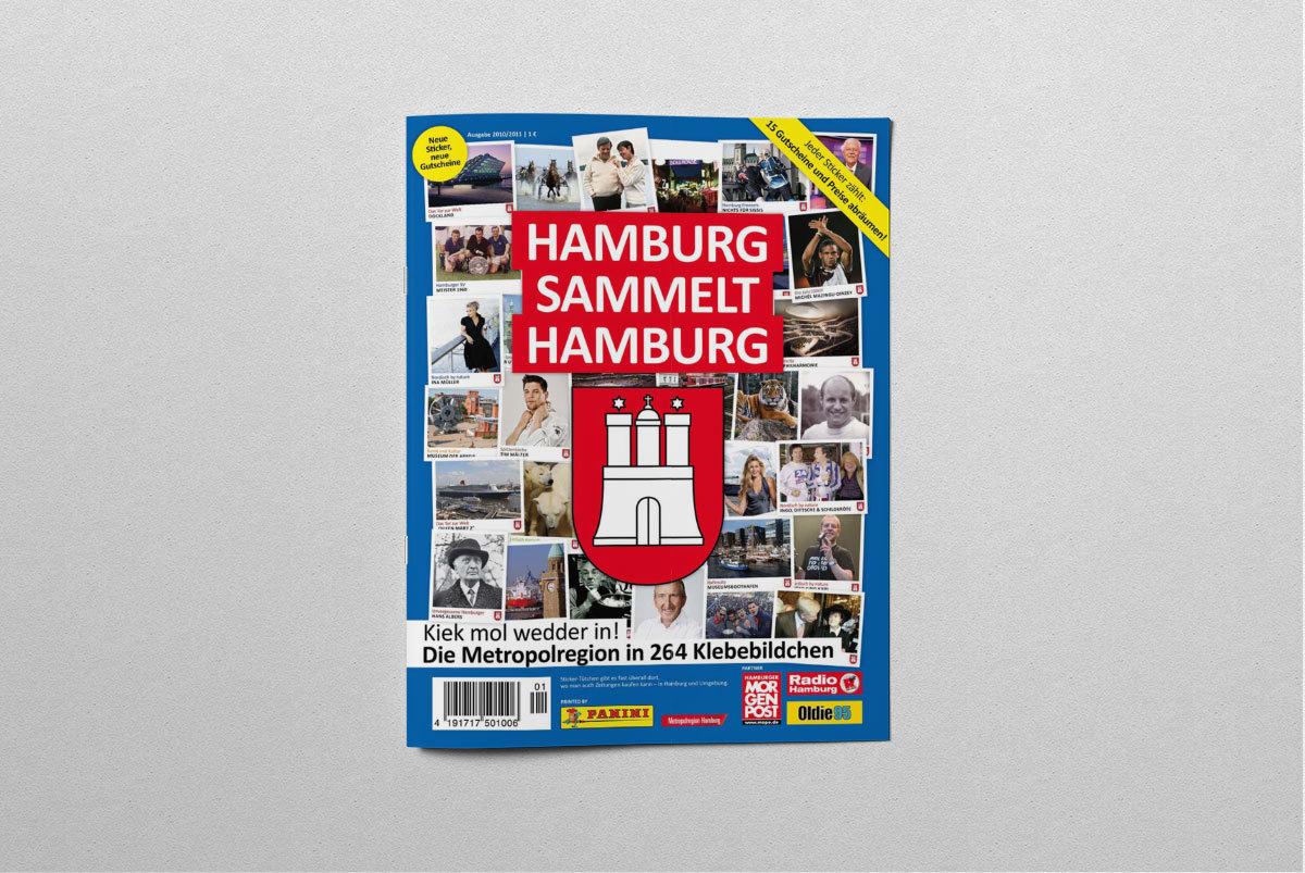 Hamburg Panini Heft