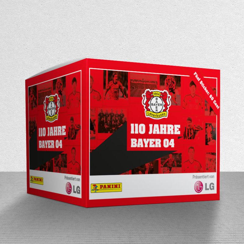 Bayer Leverkusen Panini Sticker