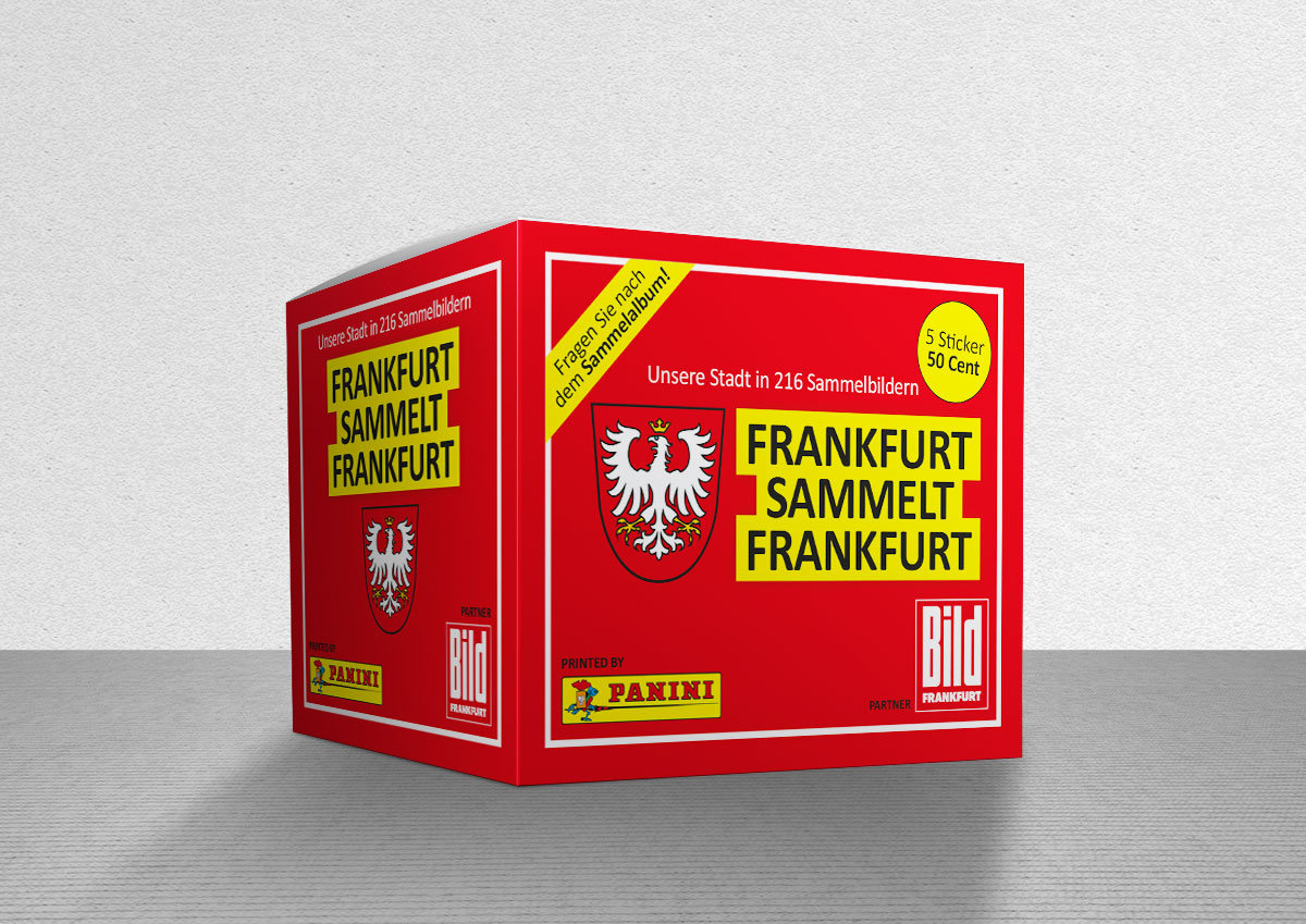 Frankfurt Panini Sticker