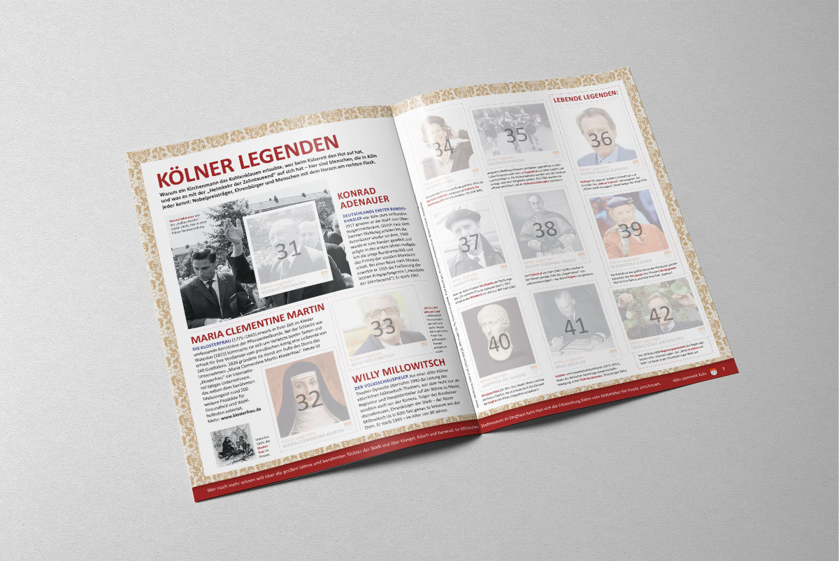 Köln Panini Sticker Album