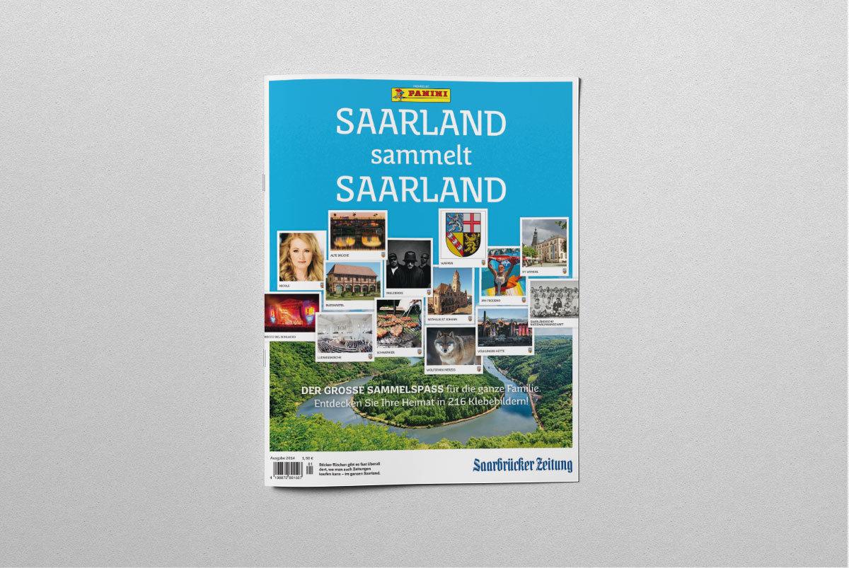 Saarland Panini Album