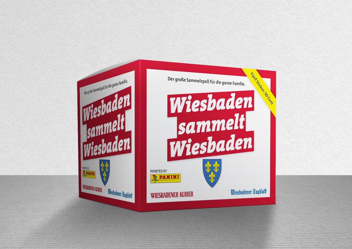 Wiesbaden Panini Sticker