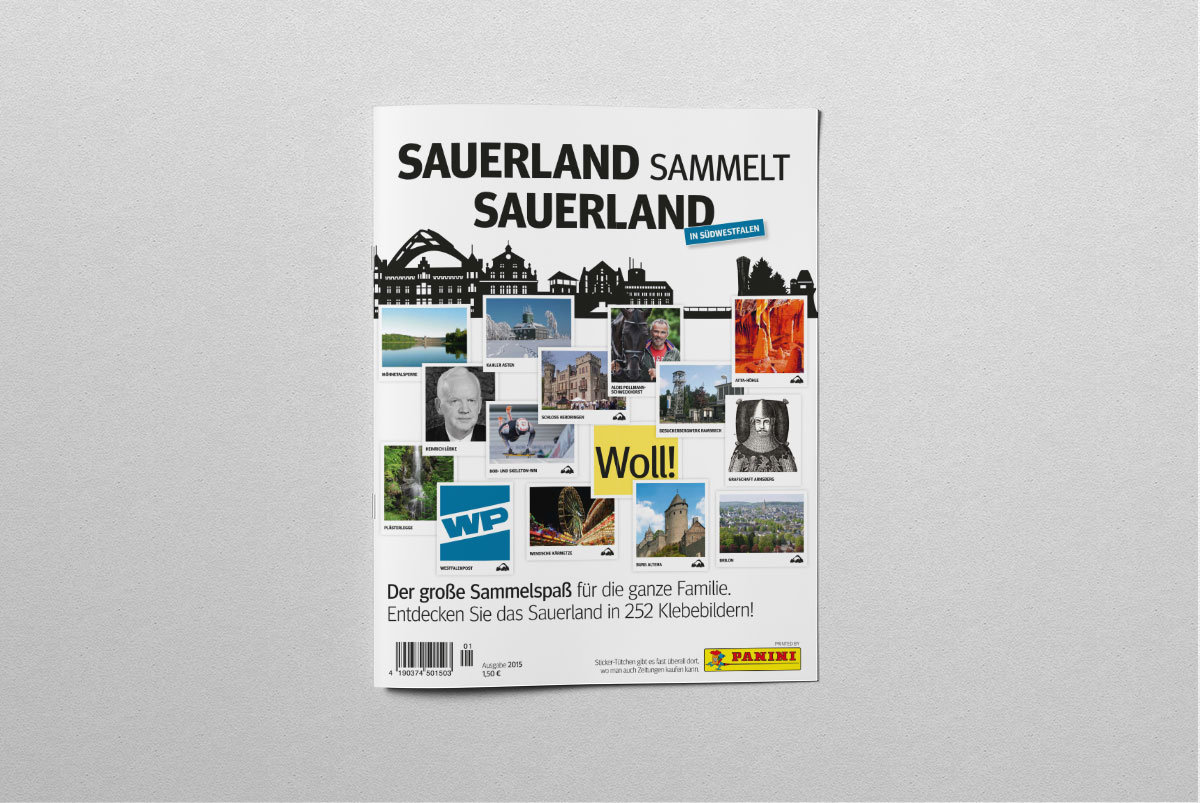 Sauerland Panini Album