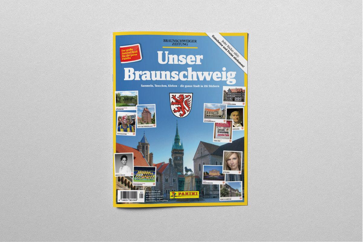 Braunschweig Panini Album