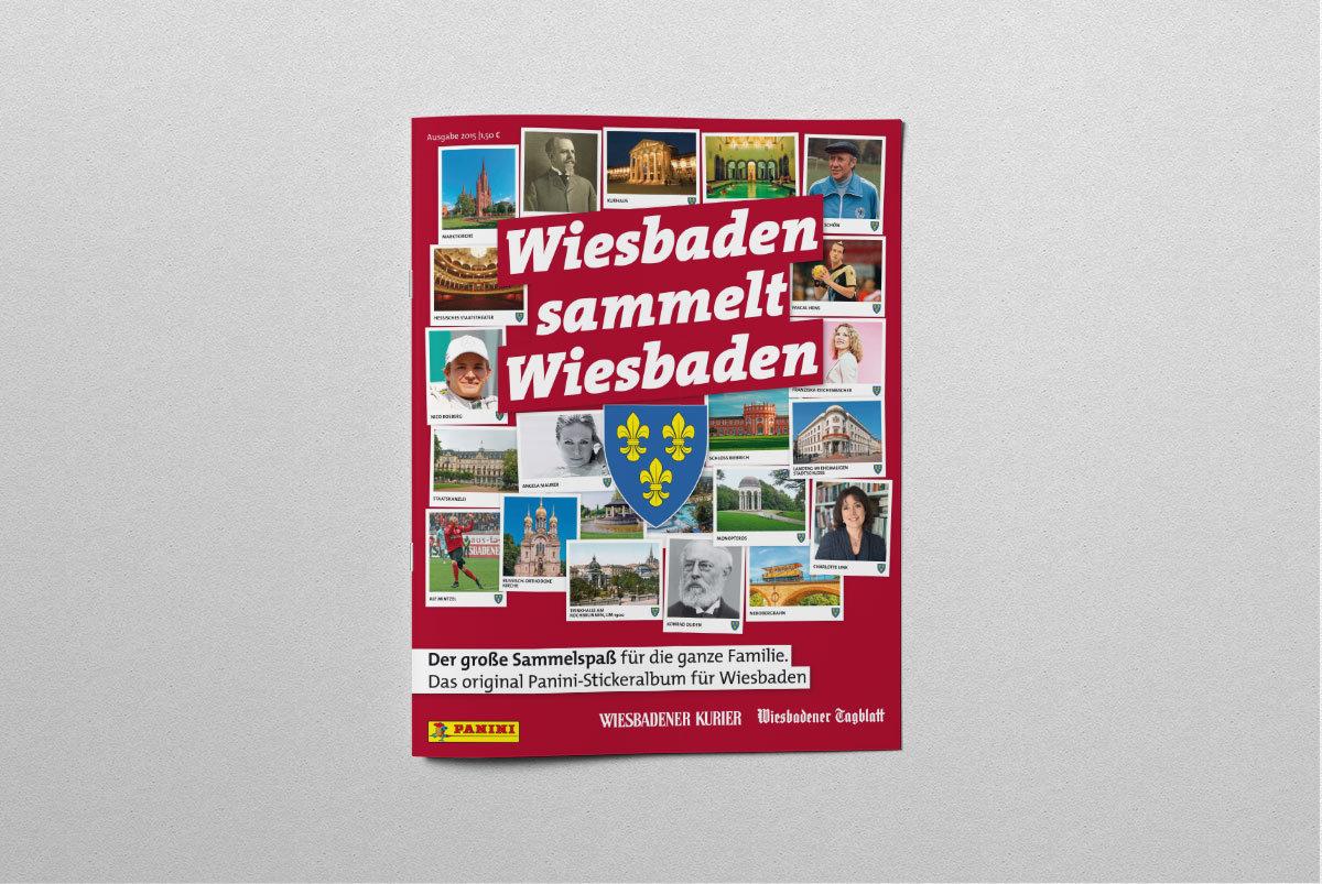 Wiesbaden Panini Album