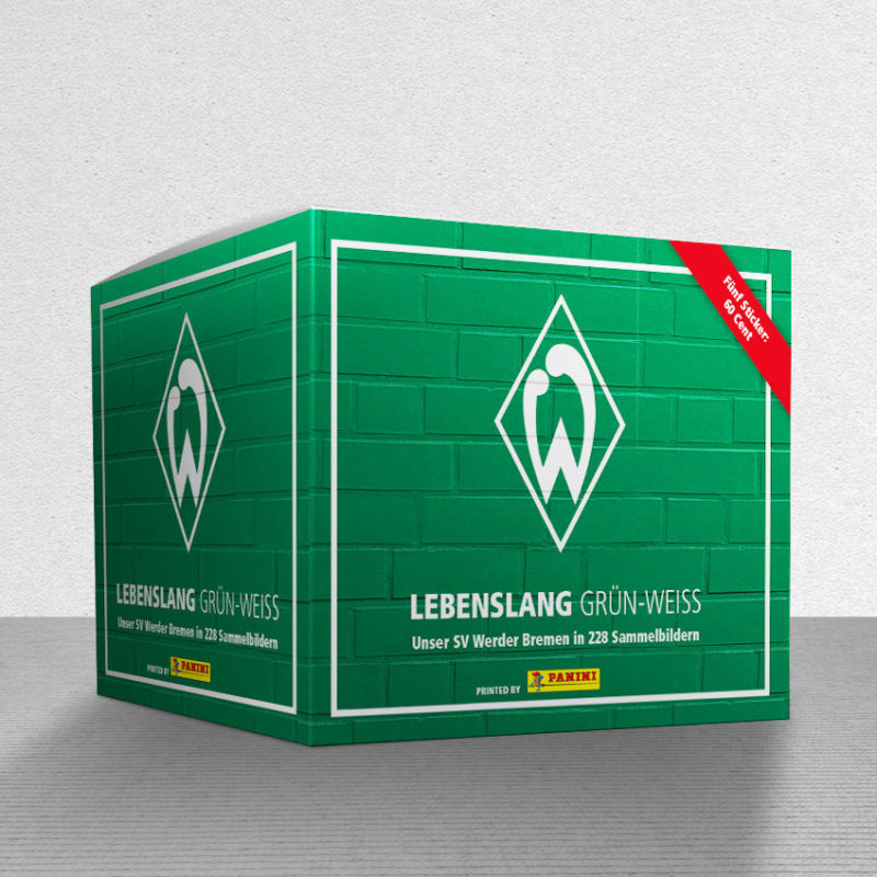 Werder Bremen Panini