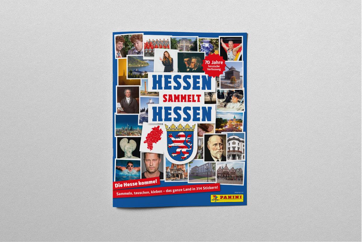 Hessen Panini Album