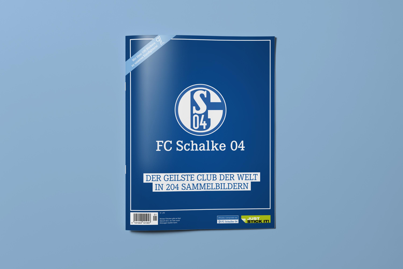 Schalke 04 Sammelalbum