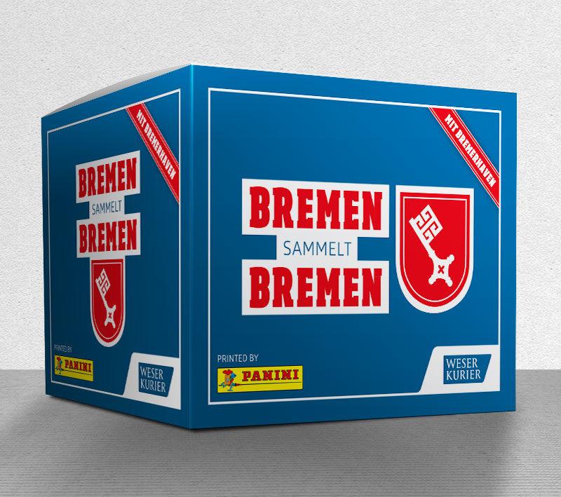 Bremen Panini Sticker