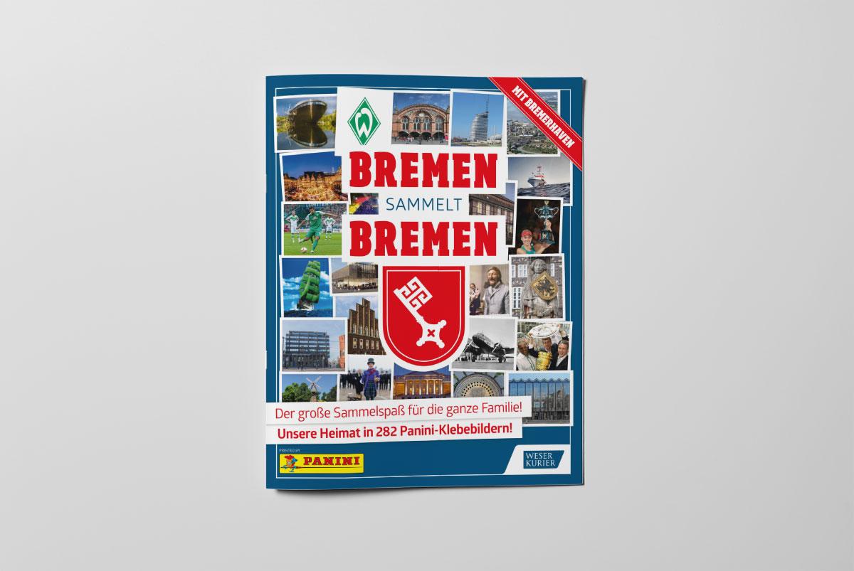 Panini Bremen sammelt